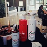 eSalon Salon and shampoo and conditioner