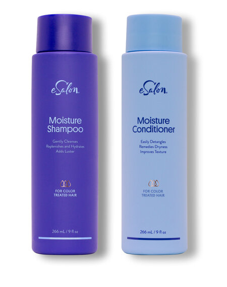 Moisture Shampoo + Conditioner Duo