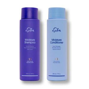 Moisture Shampoo + Conditioner Duo