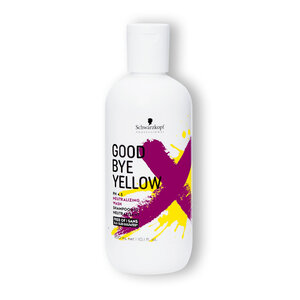 Schwarzkopf Professional Goodbye Yellow Neutralizing Wash
