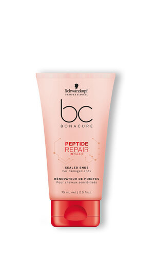 Schwarzkopf Professional Bonacure Peptide Repair Rescue Sealed Ends